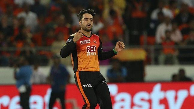 Rashid Khan Enter caption