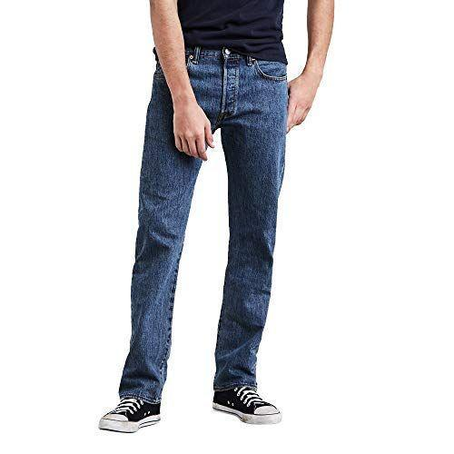 """<p><strong>Levi's</strong></p><p>amazon.com</p><p><strong>$34.99</strong></p><p><a href=""""https://www.amazon.com/dp/B0018OLI0I?tag=syn-yahoo-20&ascsubtag=%5Bartid%7C2139.g.36687307%5Bsrc%7Cyahoo-us"""" rel=""""nofollow noopener"""" target=""""_blank"""" data-ylk=""""slk:BUY IT HERE"""" class=""""link rapid-noclick-resp"""">BUY IT HERE</a></p><p>Good denim is never a bad idea—especially when it's a classic style like <a href=""""https://www.menshealth.com/style/g28771976/amazon-levis-jeans-sale-men/"""" rel=""""nofollow noopener"""" target=""""_blank"""" data-ylk=""""slk:Levi's"""" class=""""link rapid-noclick-resp"""">Levi's</a> 501s. Grab them now while they're on sale.</p>"""