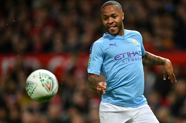 Manchester City and England star Raheem Sterling has spoken out about racism (AFP Photo/Paul ELLIS)