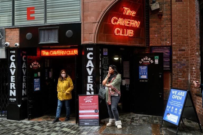 The Cavern Club, a Liverpool landmark synonymous with The Beatles, has reopened to the public