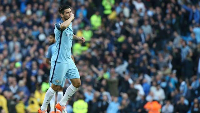 """<p>Limited playing time could <a href=""""http://www.90min.com/posts/4957266-manchester-city-forward-nolito-hints-at-celta-return-less-than-a-year-after-leaving"""" rel=""""nofollow noopener"""" target=""""_blank"""" data-ylk=""""slk:force"""" class=""""link rapid-noclick-resp""""> force</a> Nolito to return to Spain and to former club Celta Vigo in the summer, with the Spanish international experiencing a frustrating time in the Premier League. </p>"""