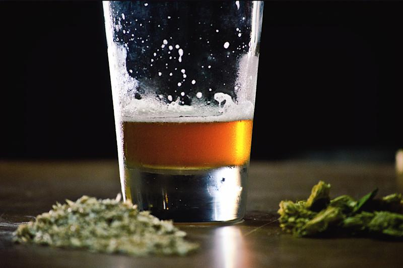 One of The World's Biggest Beer Companies Is Set to Make Billions Off of Cannabis