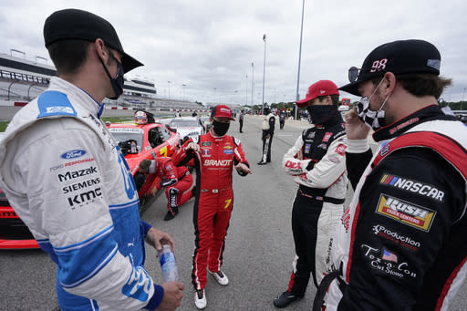 Xfinity Series playoffs begin with drivers seeking Cup rides