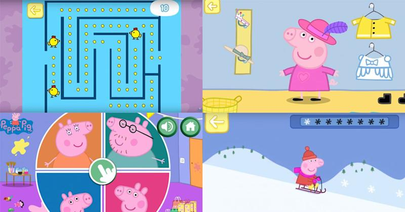The Best Peppa Pig Games To Play Online And Irl