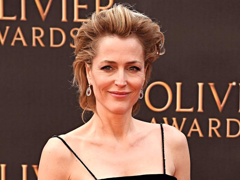 Gillian Anderson tapped to play Margaret Thatcher in The Crown
