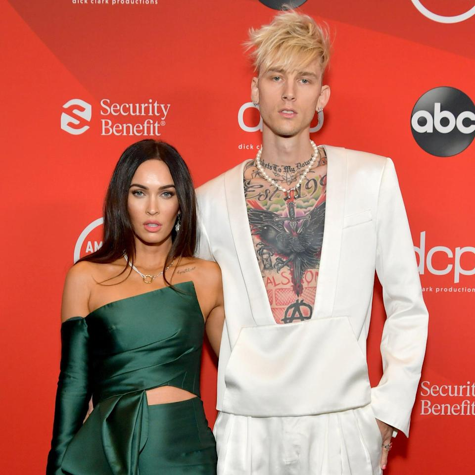 8 Significant Milestones in Megan Fox and Machine Gun Kelly's Whirlwind Romance