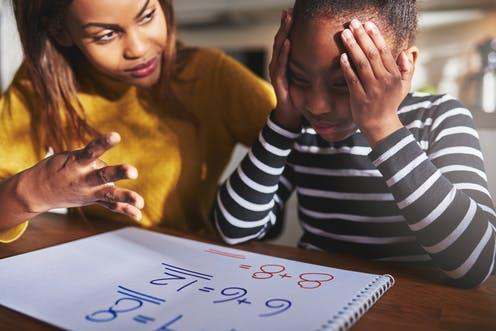 """<span class=""""caption"""">Signs of dyscalculia, also known as a math learning disability or math disorder, can be hard to spot. </span> <span class=""""attribution""""><span class=""""source"""">Shutterstock</span></span>"""