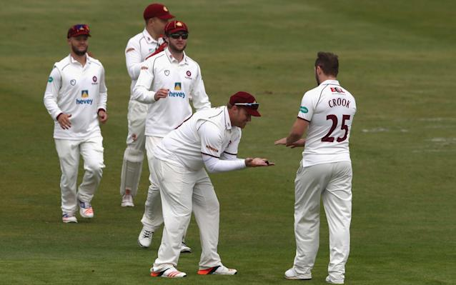 <span>Northamptonshire are putting mental health over physical fitness</span> <span>Credit: GETTY IMAGES </span>