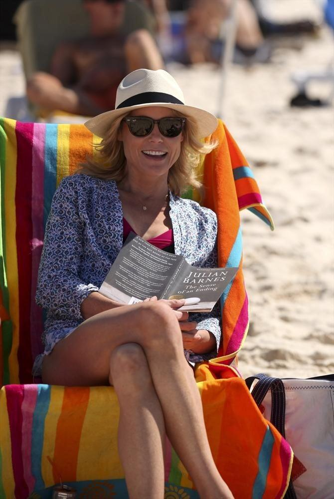 <p>A beach day isn't complete without a good summer book.</p>