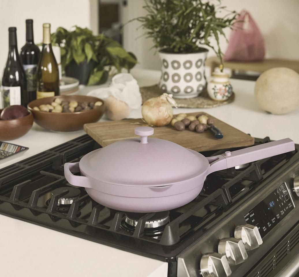 "<p><product href=""https://fromourplace.com/products/always-essential-cooking-pan"" target=""_blank"" class=""ga-track"" data-ga-category=""internal click"" data-ga-label=""https://fromourplace.com/products/always-essential-cooking-pan"" data-ga-action=""body text link"">Always Pan</product> ($130, originally $145 with code POPSUGAR15)</p>"
