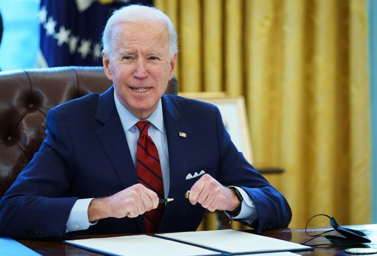 US President Joe Biden warned Myanmar's military that it could face new sanctions if it does not relinquish power after the February 1, 2021 coup