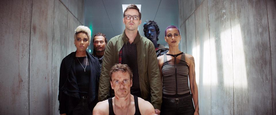 The cast of 'Dark Phoenix' the final 'X-Men' movie in the franchise's current form (Photo: Marvel / TM & copyright © Twentieth Century Fox Film Corp. All rights reserved. /Courtesy Everett Collection)
