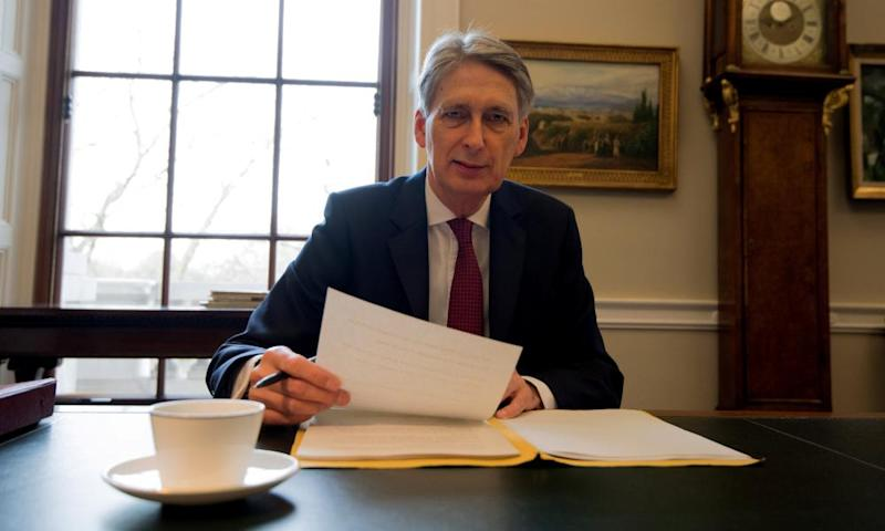 The chancellor announced an additional £320m for free schools and grammars in his budget.