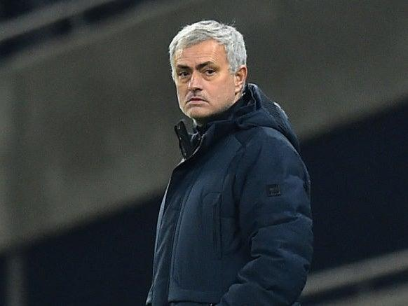 Mourinho has bemoaned the quality of his sideGetty