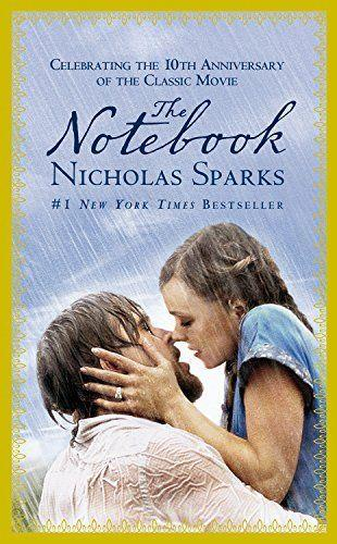 """<p><strong>Nicholas Sparks</strong></p><p>amazon.com</p><p><strong>$8.99</strong></p><p><a href=""""https://www.amazon.com/dp/1455582875?tag=syn-yahoo-20&ascsubtag=%5Bartid%7C10063.g.35428742%5Bsrc%7Cyahoo-us"""" rel=""""nofollow noopener"""" target=""""_blank"""" data-ylk=""""slk:Shop Now"""" class=""""link rapid-noclick-resp"""">Shop Now</a></p><p>Say it ain't so, but we first watched *that* rain scene 15 years ago. Revisit Noah and Allie in the 1996 book about a South Carolina socialite separated from her summer love before their letters (and later notebooks) bring them back together. </p>"""
