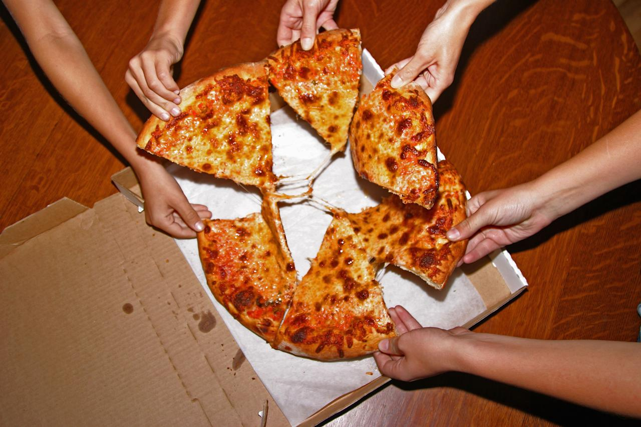 <p>Now that the Thanksgiving hype is winding down and the leftovers are long gone, you may finally have room in your stomach for something else. Might I suggest some pizza? Not only because it's classic and delicious, but mostly because so many of our favorite chain pizza joints are offering Cyber Monday sales on December 2, and you're gonna want to take advantage of them.</p>