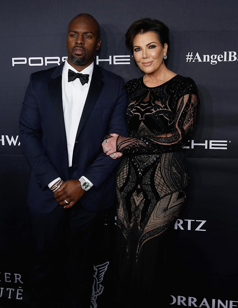 Kris Jenner Is Reportedly Trying to Find Time to Break Up with Corey Gamble