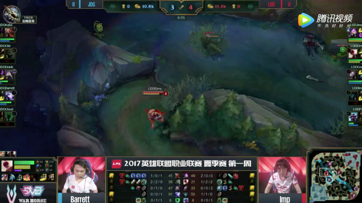Mid pressure allows Clid to invade Eimy's raptors (lolesports)