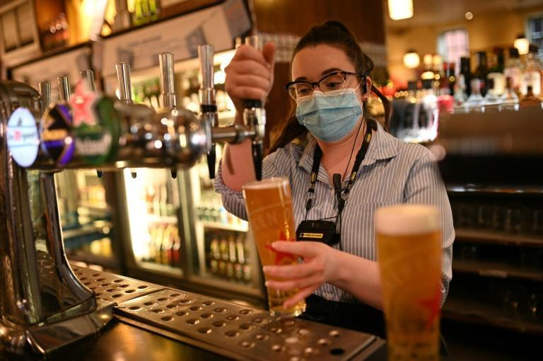 Across England, Wales and most of Scotland, indoor hospitality in pubs will return despite concerns over the spread of a more transmissible variant