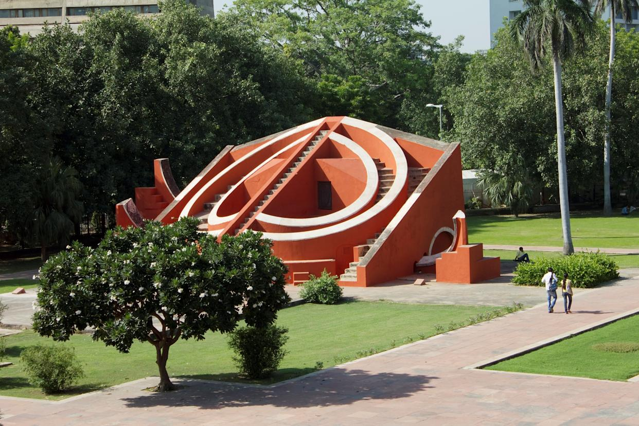 "<h1 class=""title"">Jantar Mantar</h1> <cite class=""credit"">Photo: Getty Images</cite>"
