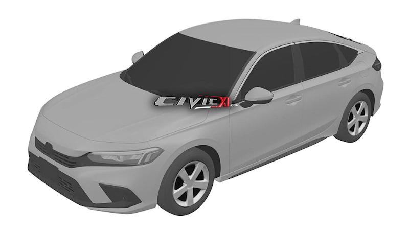 2022 Honda Civic hatchback