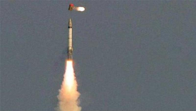 Odisha: Ballistic Missile Test-fired from ITR at Chandipur