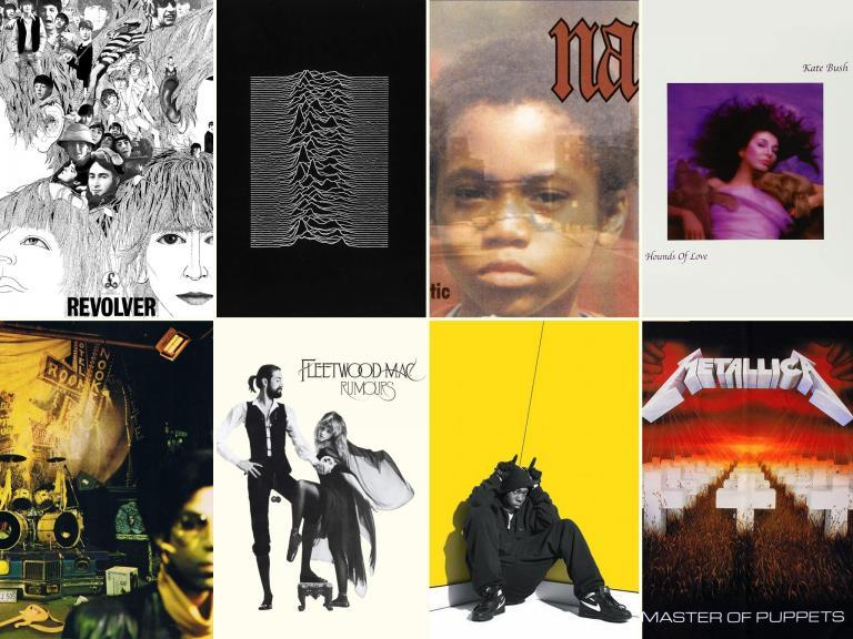 40 albums to listen to before you die, from Illmatic to Pet Sounds