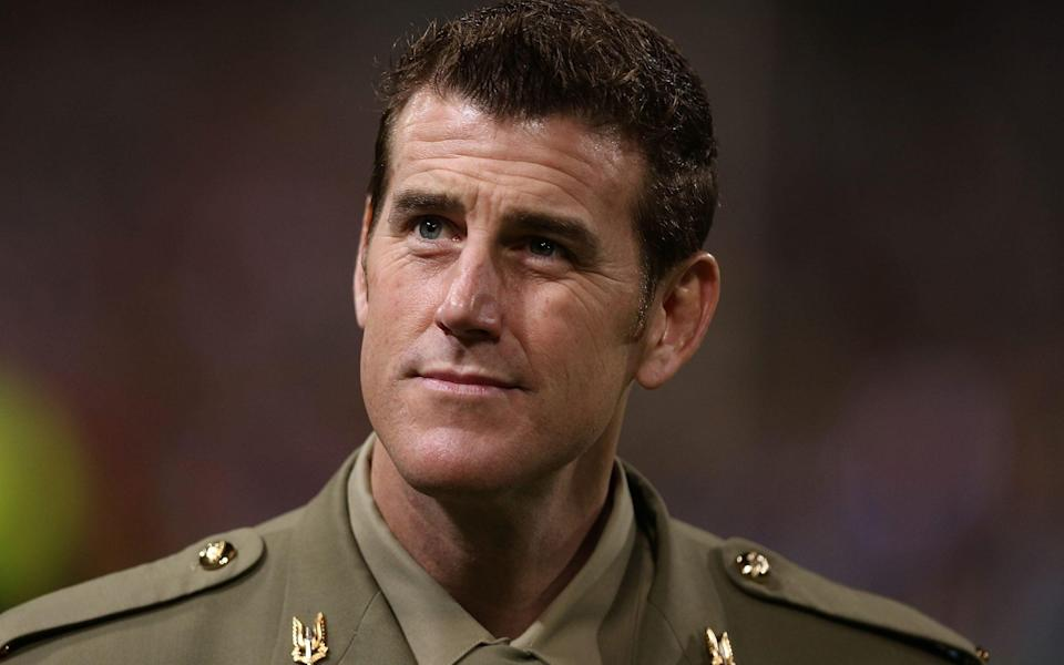 Corporal Ben Roberts-Smith - Paul Kane/Getty Images