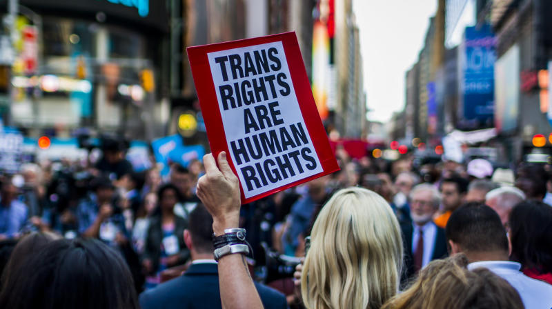 ACLU, Lambda Legal Respond To Trump's Trans Ban With Lawsuits