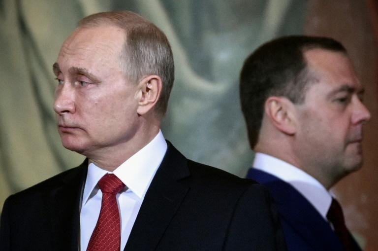'All further decisions will be taken by the president,' said Medvedev