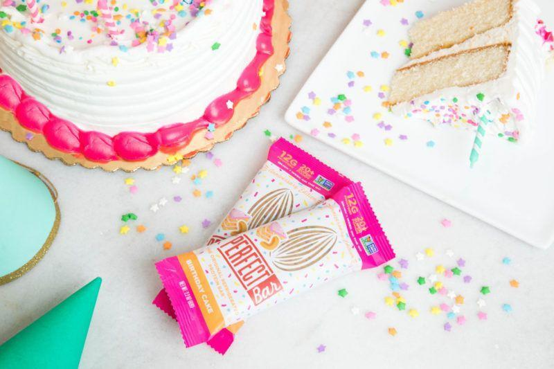"<p>It shares a birthday year with Chobani, which also launched in 2005. Historically, the team behind Perfect Snacks has dreamed up a limited-edition bar flavor to celebrate anniversaries. In 2018, they launched <a href=""https://blog.perfectsnacks.com/chocolate-hazelnut-crisp-recipe-13-anniversary/"" rel=""nofollow noopener"" target=""_blank"" data-ylk=""slk:Chocolate Hazelnut Crisp"" class=""link rapid-noclick-resp"">Chocolate Hazelnut Crisp</a>, and in 2019, it was the very apropos <a href=""https://blog.perfectsnacks.com/14-year-celebration-birthday-cake-perfect-bar/"" rel=""nofollow noopener"" target=""_blank"" data-ylk=""slk:Birthday Cake"" class=""link rapid-noclick-resp"">Birthday Cake</a> flavor. This year, they went big with two new bars: Lemon Poppy Seed and Cherry Pie.</p><p><a class=""link rapid-noclick-resp"" href=""https://www.amazon.com/Perfect-Bar-Original-Refrigerated-Protein/dp/B084CV7GFM?tag=syn-yahoo-20&ascsubtag=%5Bartid%7C1782.g.33393030%5Bsrc%7Cyahoo-us"" rel=""nofollow noopener"" target=""_blank"" data-ylk=""slk:BUY NOW"">BUY NOW</a></p>"
