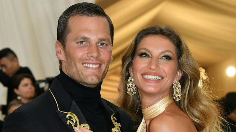 Tom Brady Fawns Over Gisele Bündchen In Romantic Birthday Post