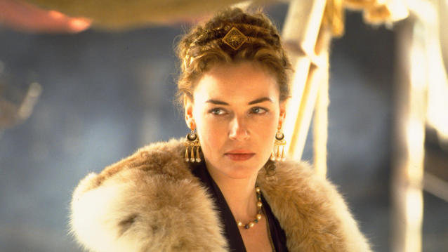 Connie Nielsen as Lucilla in 'Gladiator'. (Credit: Universal)