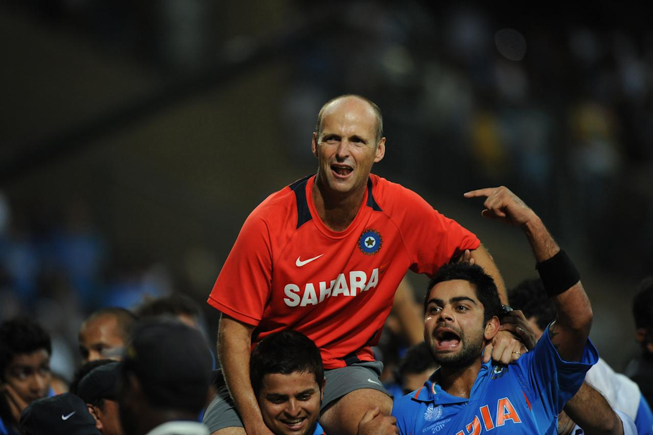 This win allowed then India coach Gary Kirsten to end his successful tenure on a high note.