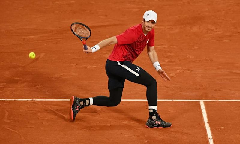 French Open: Andy Murray caught cold by Stan Wawrinka in straight-sets defeat