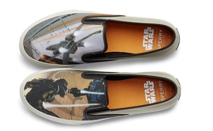 64724f9ac03c02 Star Wars  Shoes  Put the Force on Your Feet For 40th Anniversary