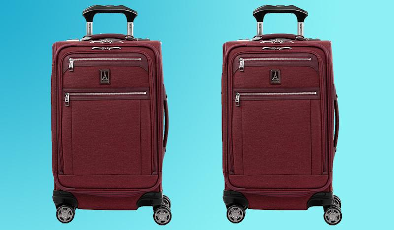 This luggage is to be carried forward to feel the benefits. (Photo: Amazon)