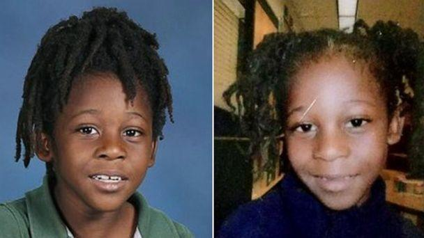 PHOTO: Braxton Williams and Bri'ya Williams are seen in these undated handout photos released by the Jacksonville Sheriff's Office. (Jacksonville Sheriff's Office)