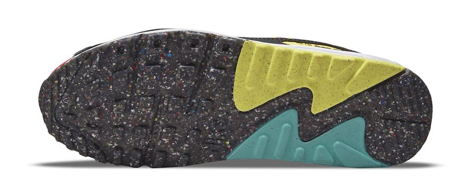 """The outsole of the Nike Air Max 90 """"Familia."""" - Credit: Courtesy of Nike"""
