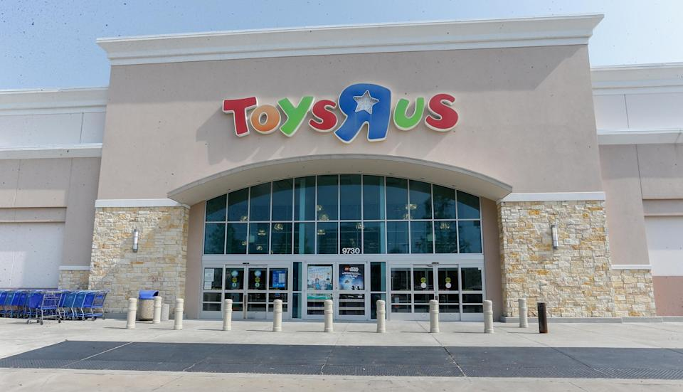 The retailer could file for bankruptcy in a matter of weeks (Bob Levey/Getty Images for Toys 'R' Us)