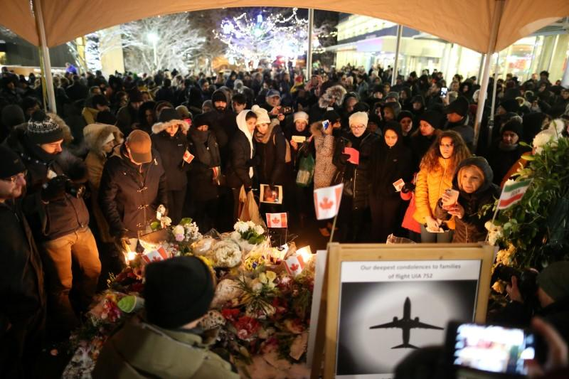 Families of Iran crash victims face politically charged litigation
