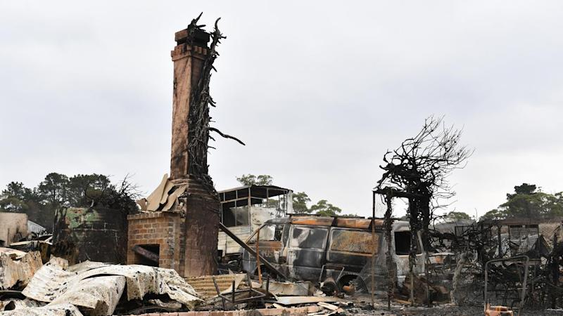 Holiday home owners have been urged to open them to NSW residents left homeless by the bushfires