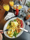 "<p>You may have to endure a short wait to get a seat at <a href=""http://www.citystatediner.com"" rel=""nofollow noopener"" target=""_blank"" data-ylk=""slk:City State Diner"" class=""link rapid-noclick-resp"">City State Diner</a>, but everything here is so consistently good that you won't even mind. You can enjoy a Louisiana Crab Hash or, if you can't make up your mind, go for the Best of Both Worlds and get half eggs Benedict and half biscuits and gravy.</p><p><em><a href=""https://www.facebook.com/citystatedinerbakery"" rel=""nofollow noopener"" target=""_blank"" data-ylk=""slk:Check out City and State on Facebook."" class=""link rapid-noclick-resp"">Check out City and State on Facebook.</a></em></p>"