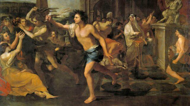 The feast of Lupercalia and its sinister origin
