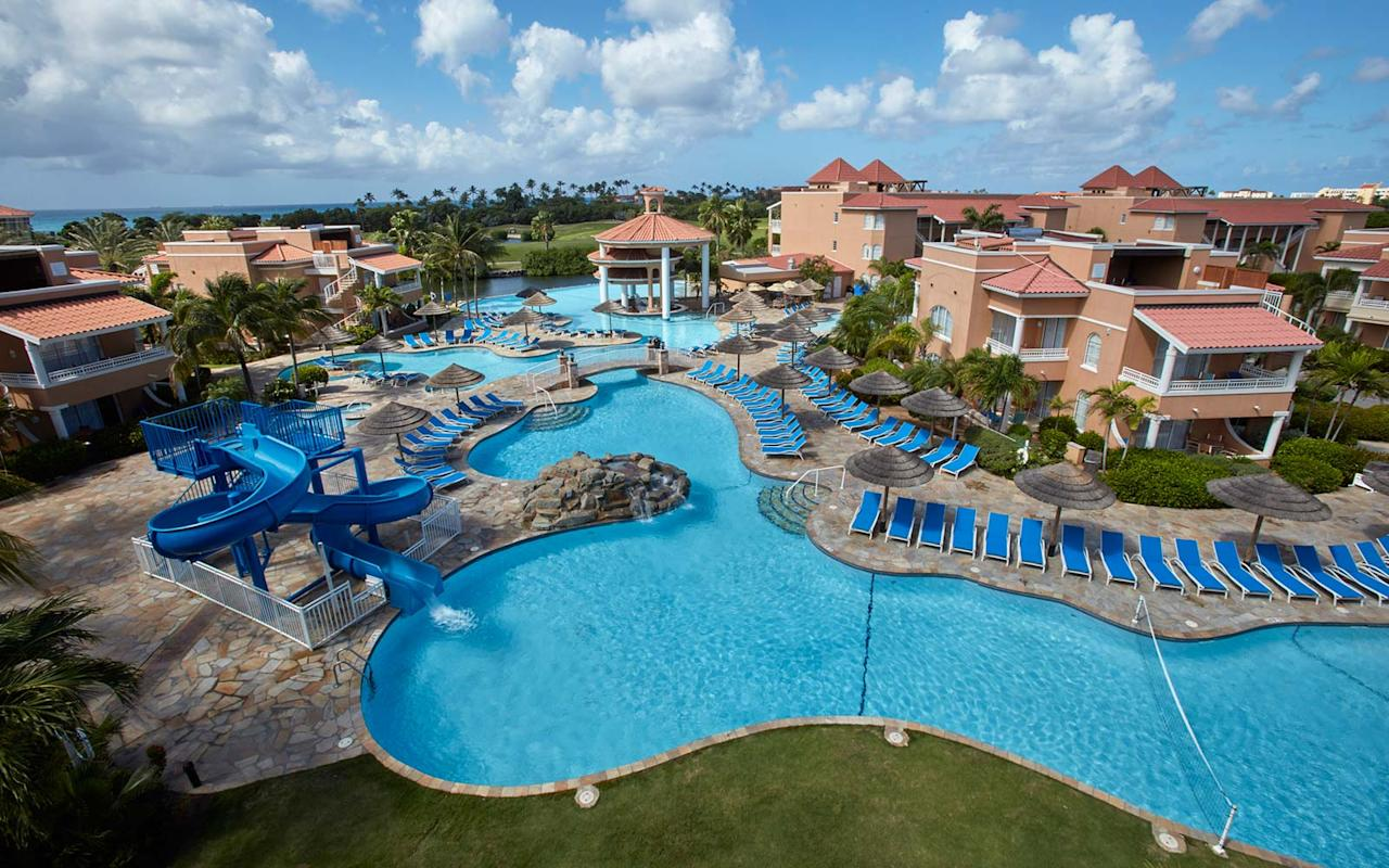 Top AllInclusive Aruba Resorts