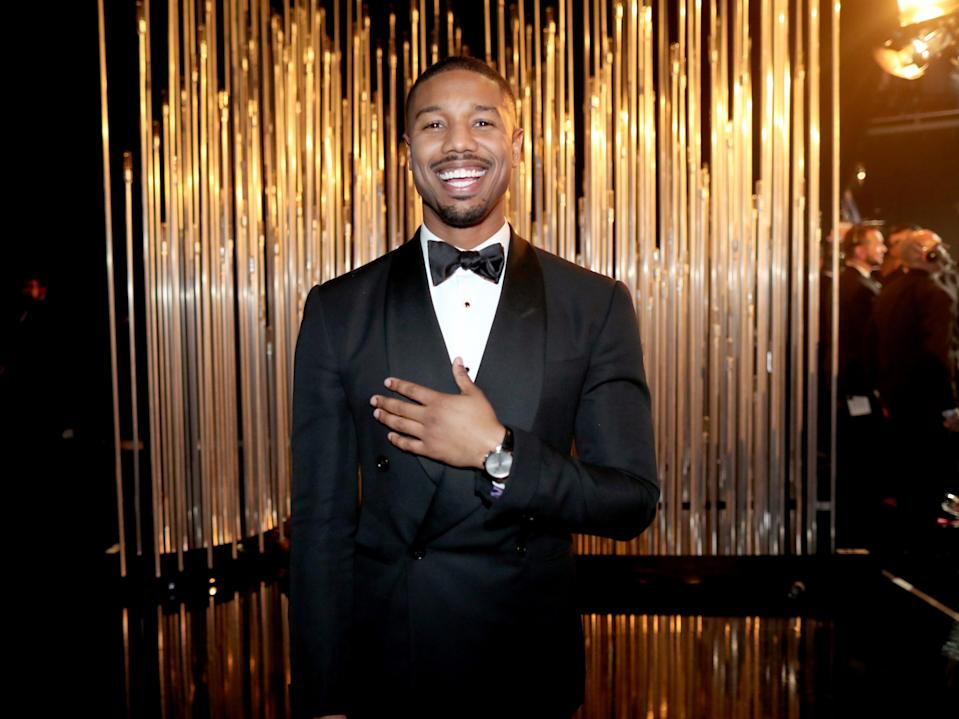 <p>Michael B Jordan addresses Superman rumours: 'I'm just watching on this one'</p> (Getty Images)