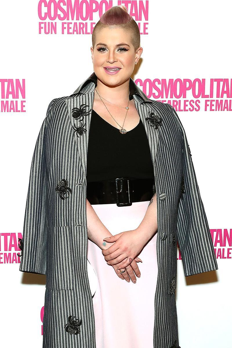 "<p>Kelly Osbourne also got Lyme disease from a tick bite — this one from a reindeer that was part of a surprise celebration for her dad, Ozzy, on his 56th birthday in 2004. She suffered numerous symptoms, including a sore throat and stomach pains, but has since recuperated. As she <a href=""http://www.usmagazine.com/celebrity-news/news/kelly-osbournes-book-details-lyme-disease-battle-excerpt-w474949"" rel=""nofollow noopener"" target=""_blank"" data-ylk=""slk:wrote in her memoir"" class=""link rapid-noclick-resp"">wrote in her memoir</a>, <i>There Is No F*cking Secret: Letters From a Badass Bitch</i>, ""I've learned to advocate for myself when it comes to my health, and I trust my intuition. If I think something is wrong, I refuse to let anyone dismiss it. And sadly, I stay the f*** away from reindeer."" (Photo: Astrid Stawiarz/Getty Images for Cosmopolitan) </p>"