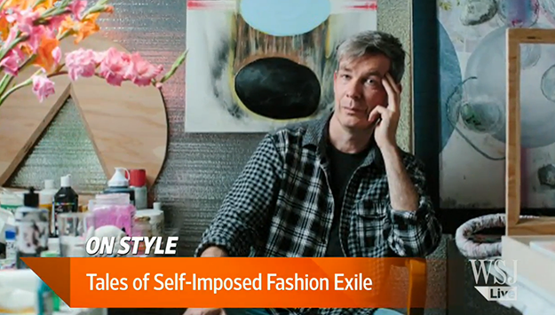 Christophe Coppens' Tale of Fashion Exile