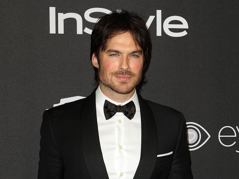 Ian Somerhalder swears by eating two breakfasts