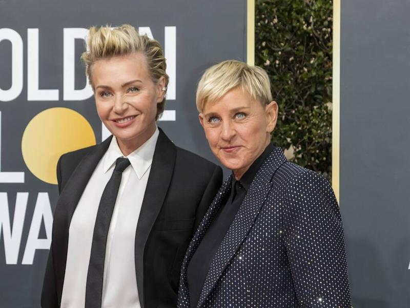 Ellen DeGeneres kicks off $5 million appeal aiding Australia's bushfire relief efforts
